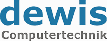 dewis Computertechnik Logo